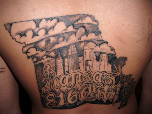 Cute and pet animals 25 good looking kansas city tattoo for Tattoo artists in kansas city
